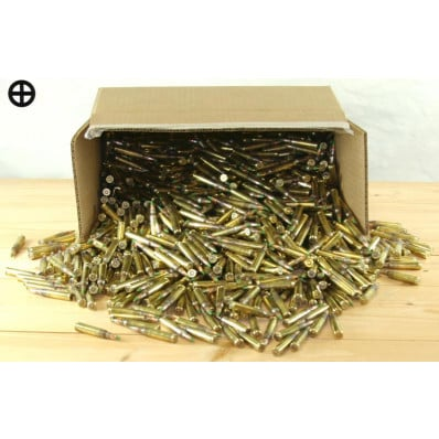 Federal Lake City XM855 Green Tip Centerfire Ammunition 5.56mm 62 gr FMJ 3020 fps - 2000/box