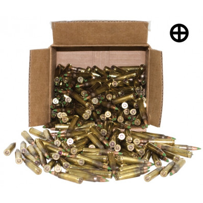 Federal Lake City Centerfire Rifle Ammunition 5.56mm 62 gr FMJ 300/Box