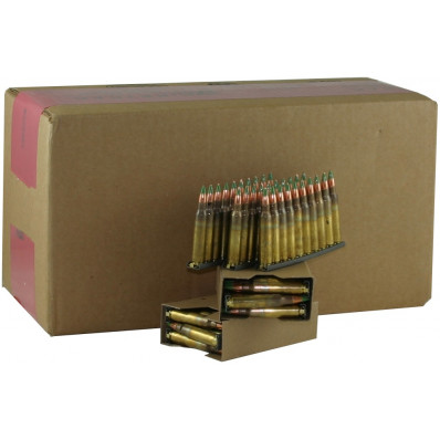 Federal Lake City Centerfire Rifle Ammunition 5.56mm 62 gr FMJ 900/Box