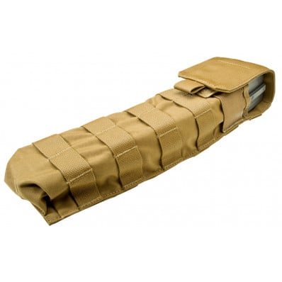 Molle Pouch Mag 5/100 Coyote Brown