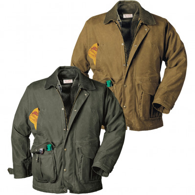 Filson Mens Tin Cloth Field Jacket