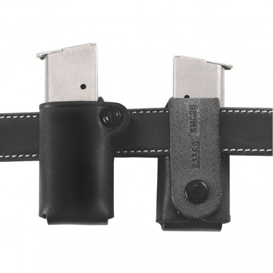 Galco 9mm, 40 Cal. Single Magazine Case Black