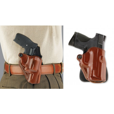 "Galco Colt Detective Special 2"" Speed Paddle Holster Right Hand Tan"