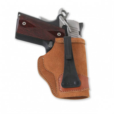 Galco S&W J Frame, Ruger LCR, Taurus 85 Tuck-N-Go IWB Holster Right Hand Natural
