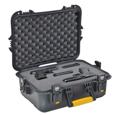 Plano Gun Guard AW Series Large Pistol/Accessory Case with Deluxe Latches