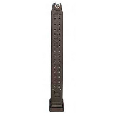 Glock 17 Magazine - 9mm, 33 rds.