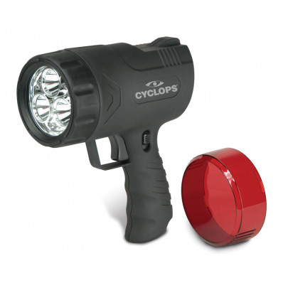 GSM Cyclops Sirius Rechargeable Hand Held LED Light