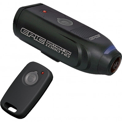 GSM Epic HD Instant On 720p POV Camera with Remote Black