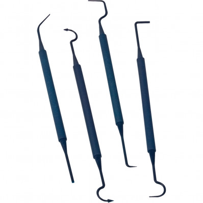 GunSlick Gun Cleaning Picks 4 Pack