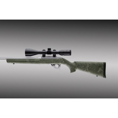 """Hogue Ruger 10-22 Rubber OverMolded Stock Stock with .920"""" dia Barrel"""