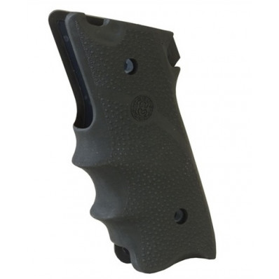 Hogue Ruger MKII Rubber MonoGrips with Finger Grooves