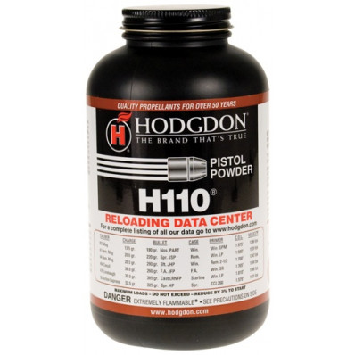 Hodgdon H110 Spherical Shotshell & Handgun Powder 8 lbs
