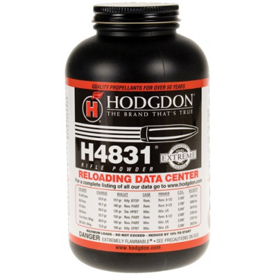 Hodgdon Extreme H4831 Rifle Powder 8 lbs