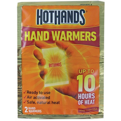 Heat Max Hot Hands Glove Size - 2/ct