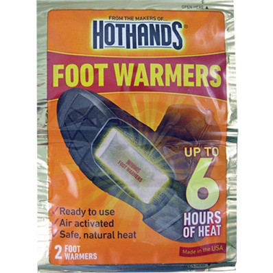Hothands Heated Insole Foot Warmers Natchez