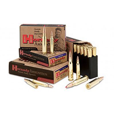 Hornady Match Centerfire Rifle Ammunition .338 Lapua Mag 250 gr BTHP 2900 fps - 20/box