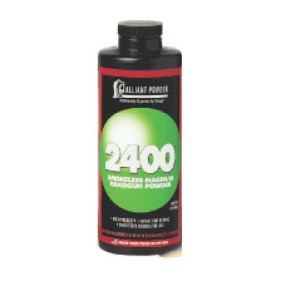 Alliant 2400 Handgun Powder 4 lbs
