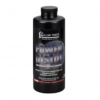 Alliant Power Pistol Powder 1 lbs