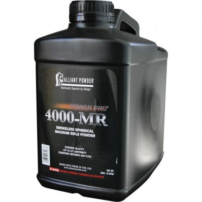 Alliant Power Pro 4000-MR Powder 8 lbs
