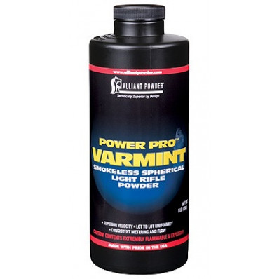 Alliant Power Pro Varmint Rifle Powder 8 lbs