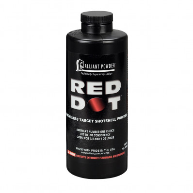 Alliant Red Dot Shotshell Powder 1 lbs