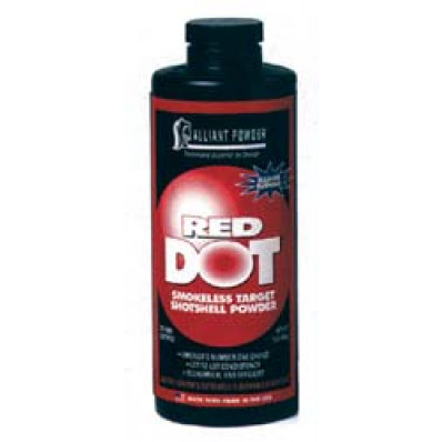 Alliant Red Dot Shotshell Powder 4 lbs
