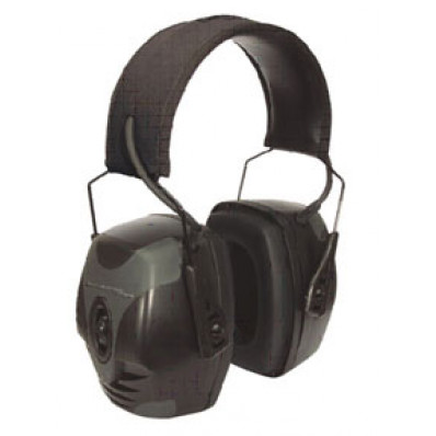 Howard Leight Impact Pro Earmuff Electric w/Aux Cord