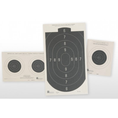 Hoppe's Small Bore Target - 100 yd.