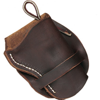 Hunter Leather Western Loop Derringer Holster, Right Hand