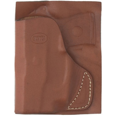 Hunter Leather Ruger LCP with Crimson Trace Laser Pocket Holster