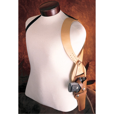 Hunter Leather Shoulder Harness, Right Hand