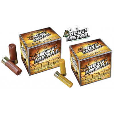 "HEVI-Shot HEVI-Metal Pheasant 20 ga 2 3/4""  7/8 oz #4,5 1300 fps - 25/box"