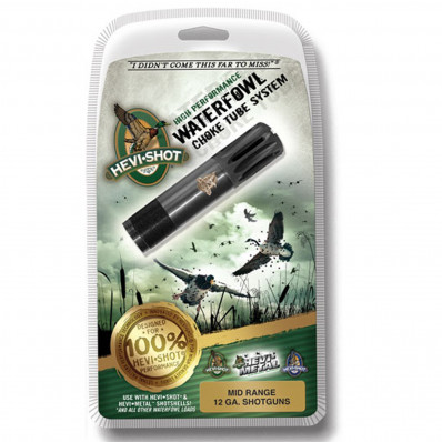 HEVI-Shot Waterfowl Choke Tube System - Beretta Optima Plus 12 ga Mid-Range
