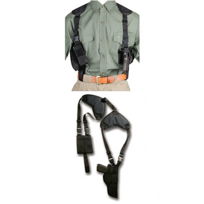 """Bulldog Deluxe Shoulder Holster for Sub Compact Auto 2"""" - 3"""""""