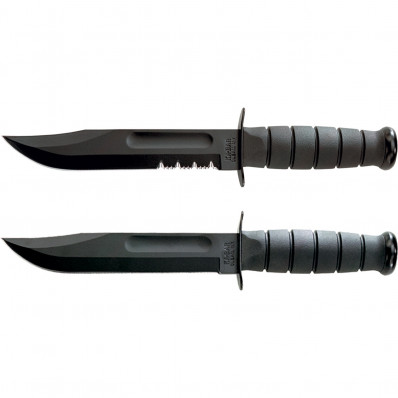 Ka-Bar Full Size Fighting Knife (w/Sheath)