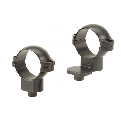 "Leupold QR Extension Rings 1"", High, Matte"