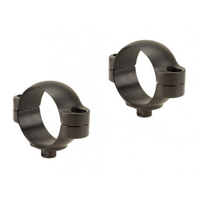 Leupold QR Rings - 30mm  Low, Matte