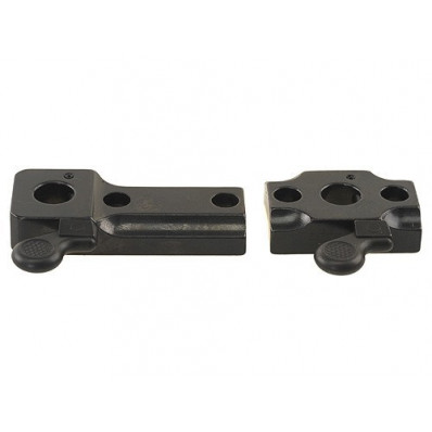 Leupold 2-Piece Quick Release Base - Savage 110 (Pre-2003), Gloss