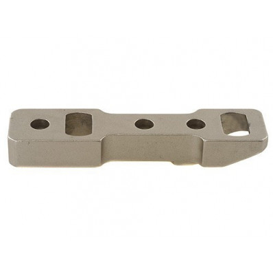 Leupold 1-Piece Dual Dovetail Base -  Freedom Arms, Silver
