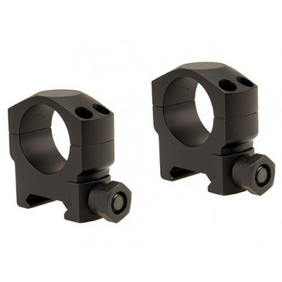 "Leupold Mark 4 Aluminum Rings 1"" Medium, Matte"