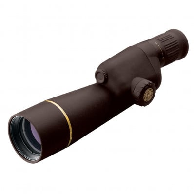 Leupold Golden Ring Compact Spotting Scope - 15-30x50mm - Brown