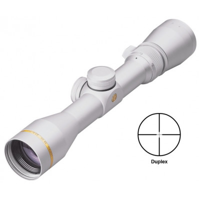 Leupold VX-3 Handgun Models - 2.5-8x32mm Duplex Reticle Silver