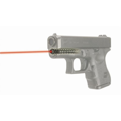 LaserMax Internal Laser Sight - Glock 39 Gen 1-3 Red