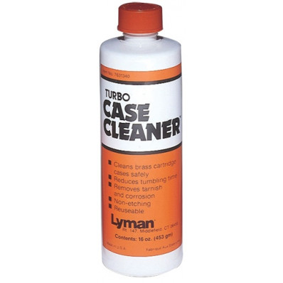 Lyman Turbo Liquid Case Cleaner