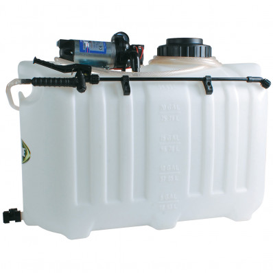 Moultrie 25 gal with 10' Boomless Sprayer