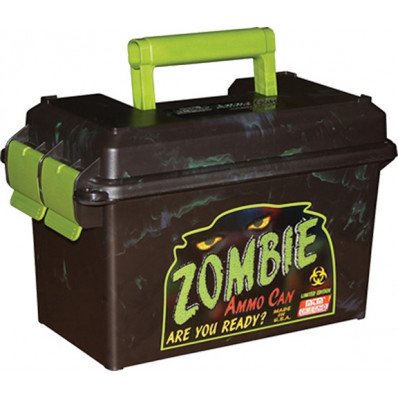 MTM Zombie Ammo Cans - .50 cal - 90 Pallet