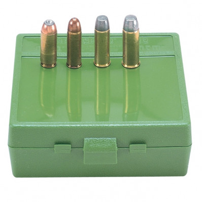 MTM P-64 Series Handgun Ammo Box