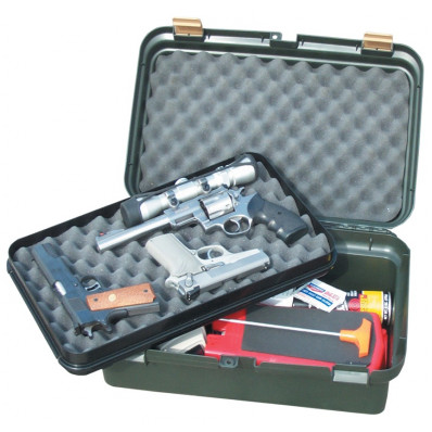 MTM Sportsman's Utility Case - Forest Green