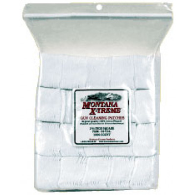 Montana X-Treme 1-1/8 Inch Square Patch 200 ct