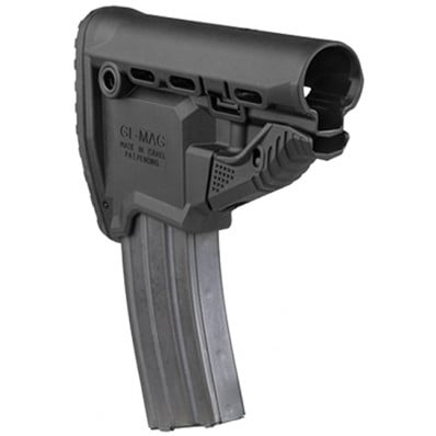 Mako Group M4/AR-15 Survival Buttstock with Builtin Magazine Carrier